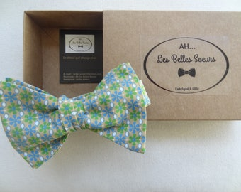 Gabriel cotton fabric tied bow