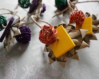Blossom Bracelet – Chinchilla/Rat/Degu/Rabbit/Guinea Pig Toss Toy