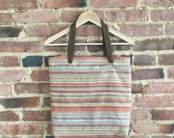 Horizontal Stripes Life Tote 2.0