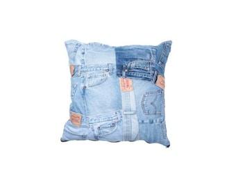 Levis pillow