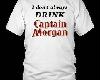 Captain Morgan Tee