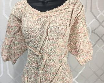 Cute Club Privé 90's Women's Sweater Size Medium