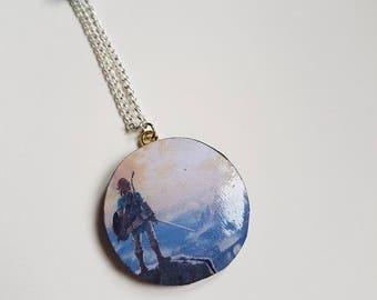 Zelda Link Necklace