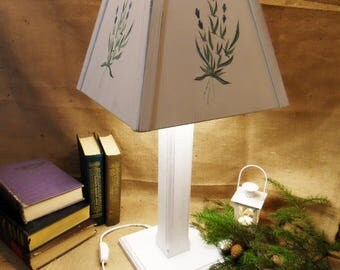 Table lamp style Provence