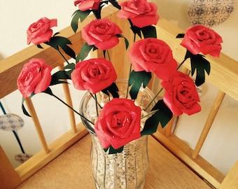 Mini Red Roses- Valentine's