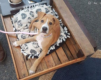 Handcrafted Dog Bed