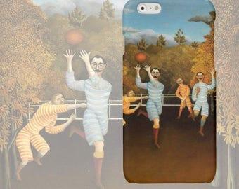 Iphone 7 plus case Samsung Galaxy S7 Iphone 6 case Iphone 5 case Iphone 6s Henri Rousseau case IPhone case Samsung Galaxy S7 S5 S6 case