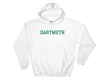 DARTMUTH Hooded Sweatshirt