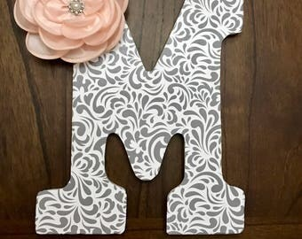 "9"" Wood Letters for  Girls Room"