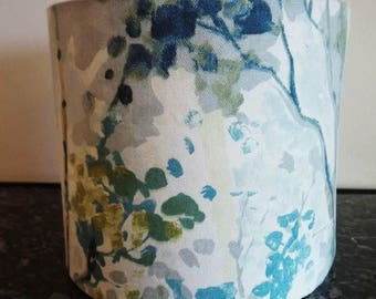 Birch lamp shade etsy lampshade silver birch handmade light shade prestigious fabric for floor lamp for mozeypictures Gallery