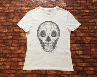 Alexander Mcqueen Skull Shirt