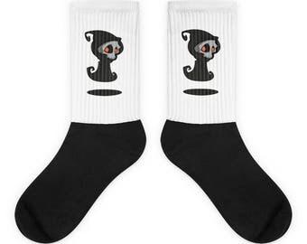 Grim Reaper Socks