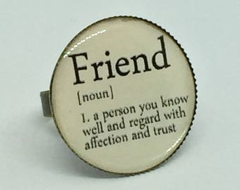Friend ring