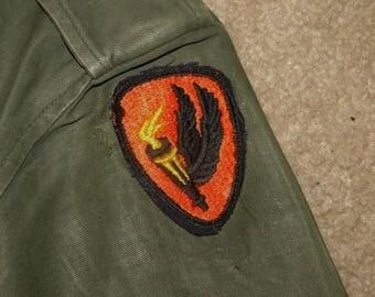 Vintage US Military Uniform M51 M65 1962 Cold Weather Field Jacket Sz X-SMALL