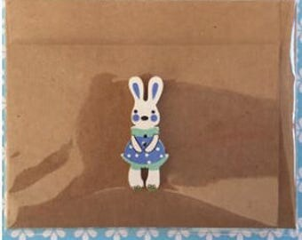 Little Bunny Individual Card