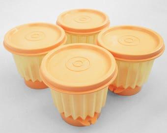 Tupperware Jelly Mould Set - Vintage