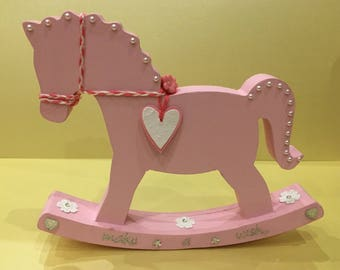 Wooden Horse 'Make a Wish'