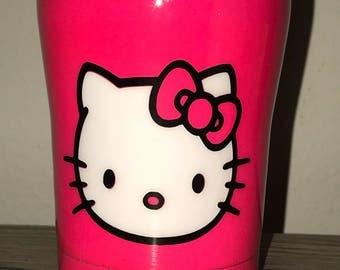 Sample! - Hello Kitty - Hot Pink 10oz Tumbler
