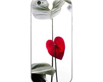 Anthurium Original Photography iPhone 5 case/ iPhone Case 6, 7 , 8, 8 plus/Accessories Case/be a unicorn