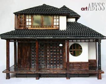 Miniature Japanese House