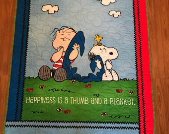 Linus - Happiness Quilt