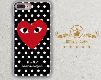 Love, iPhone 7 case, iPhone 8 Plus Case, iPhone 8 Case, iPhone 7 Plus case, iPhone 6S Case, iPhone 6S Plus Case, Heart, Supreme, us234