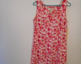 Vintage Look Woman's Summer Dress