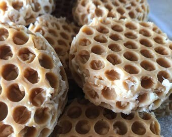 Goat Milk Honeycomb Soap, 2 bars