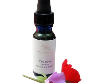 Wild Rose Facial Serum