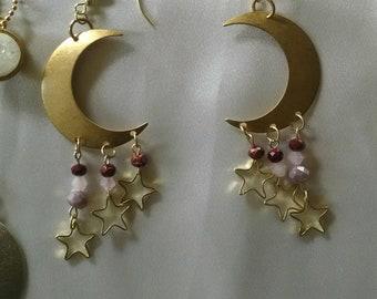 Cycles earrings