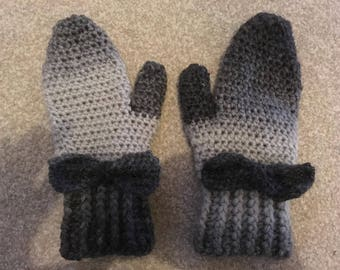 Ladies mittens
