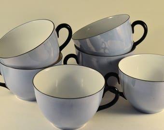 TK Thun Czechoslovakia Porcelain tea set- VERY RARE!