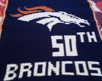 Denver Bronco's 50th Super Bowl Win