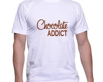 Tshirt for a Chocolate Addict