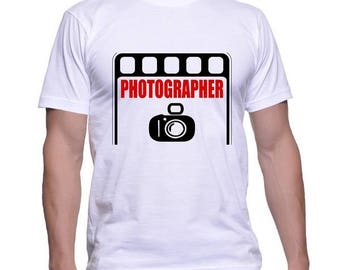 Tshirt for a Photographer