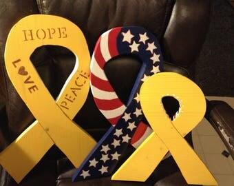 Memorial Ribbons