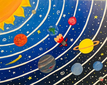 For the LOVE of Pluto! Kid's Solar System - Milky Way