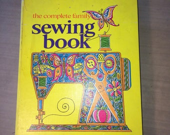 Grooviest 1970's Sewing Instruction Book