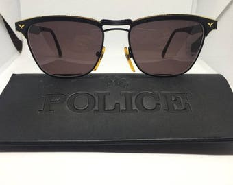 Police rare sunglasses