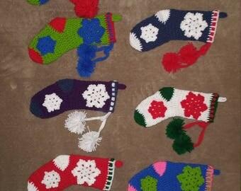 Fanciful Christmas Stockings