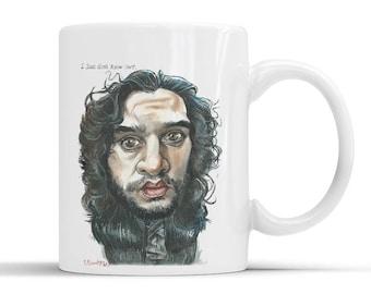 Jon Snow Mug