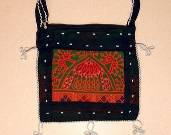 HANDBAG Tribal Handmade BellyDance ATS Costume HANDBAG Kuchi Tribe 765d8