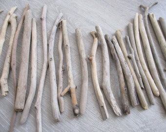 set of driftwood (23 pieces)