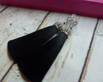 Sergi kisti Серьги кисти earrings brush jewellery серьги the gift of a friend подарок подруге