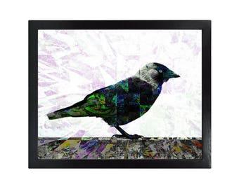 Bird (Printable Art - Geometric - Instant Digital Download)