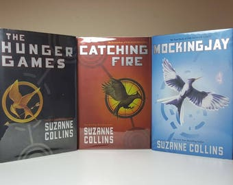 The Hunger Games Trilogy 1st edition/1st printing
