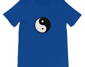Yin Yang Symbol T-shirt  Men/Women, Chinese, Philosophy, Yin and Yang, Ying Yang, Peace, Yoga, Cool Gift