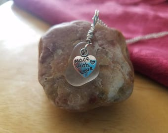 Made With Love Charm Necklace
