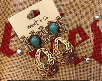 West & Co Earrings