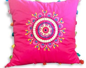 Harmony Mandala Cushion